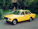 Volvo 144 Taxi 1973–74 photos