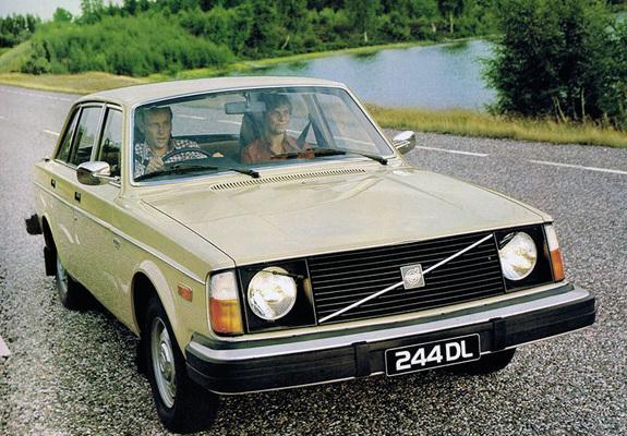 Volvo 244 Dl Jp