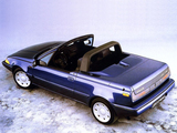 Images of Volvo 480 Turbo Cabrio Prototype 1986