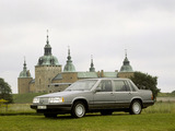 Volvo 760 GLE 1988–90 wallpapers