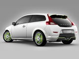 Volvo C30 ReCharge Concept 2007 wallpapers