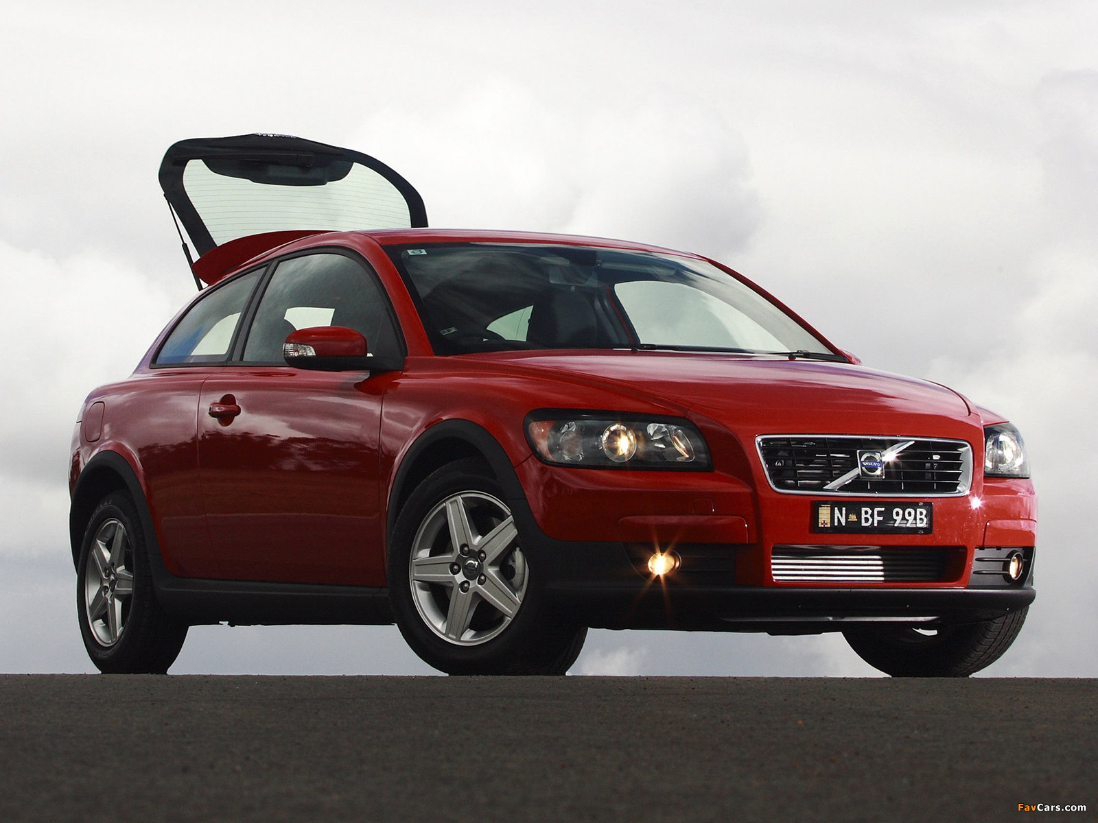 volvo c30 d5 au spec 2007 09 wallpapers 1600x1200. Black Bedroom Furniture Sets. Home Design Ideas