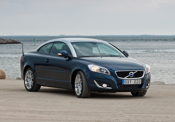 Download / Preview - Volvo C70 D3 2010 pictures