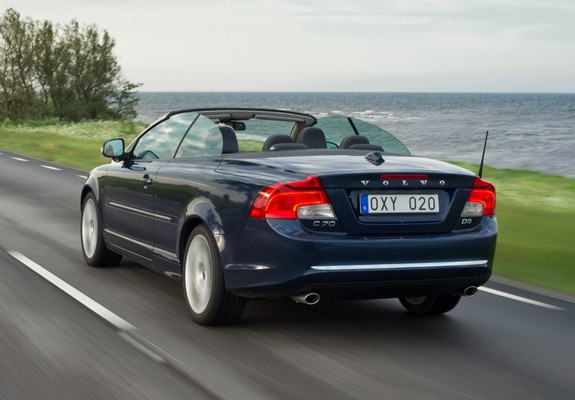 Download / Preview - Wallpapers of Volvo C70 D3 2010