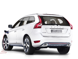 Pictures of Volvo XC60 Plug-in Hybrid Concept 2012