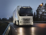 Pictures of Volvo Concept Truck 2016