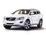 Volvo XC60 Plug-in Hybrid Concept 2012 wallpapers