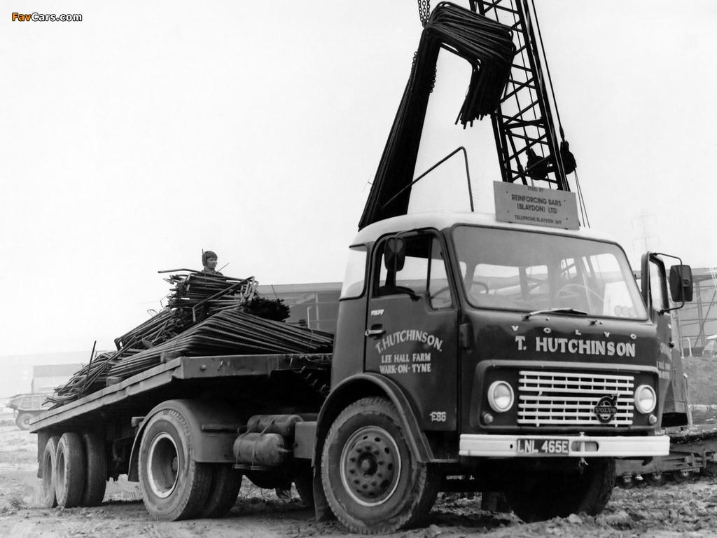 Photos Of Volvo F86 Uk Spec 1965 79 1024x768