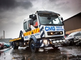 Volvo FL Crew Cab Wrecker UK-spec 2011 wallpapers