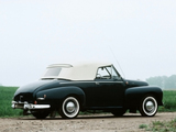 Volvo PV445 Valbo Cab 1950 wallpapers