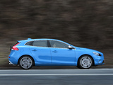 Photos of Volvo V40 R-Design JP-spec 2013