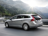 Images of Volvo V60 D6 Plug-In Hybrid 2012–13