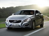 Volvo V60 D6 Plug-In Hybrid 2012–13 wallpapers