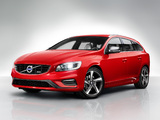 Volvo V60 R-Design 2013 photos