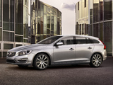 Volvo V60 2013 photos