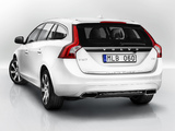 Volvo V60 D6 Plug-In Hybrid 2013 wallpapers
