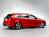 Volvo V60 R-Design 2013 wallpapers