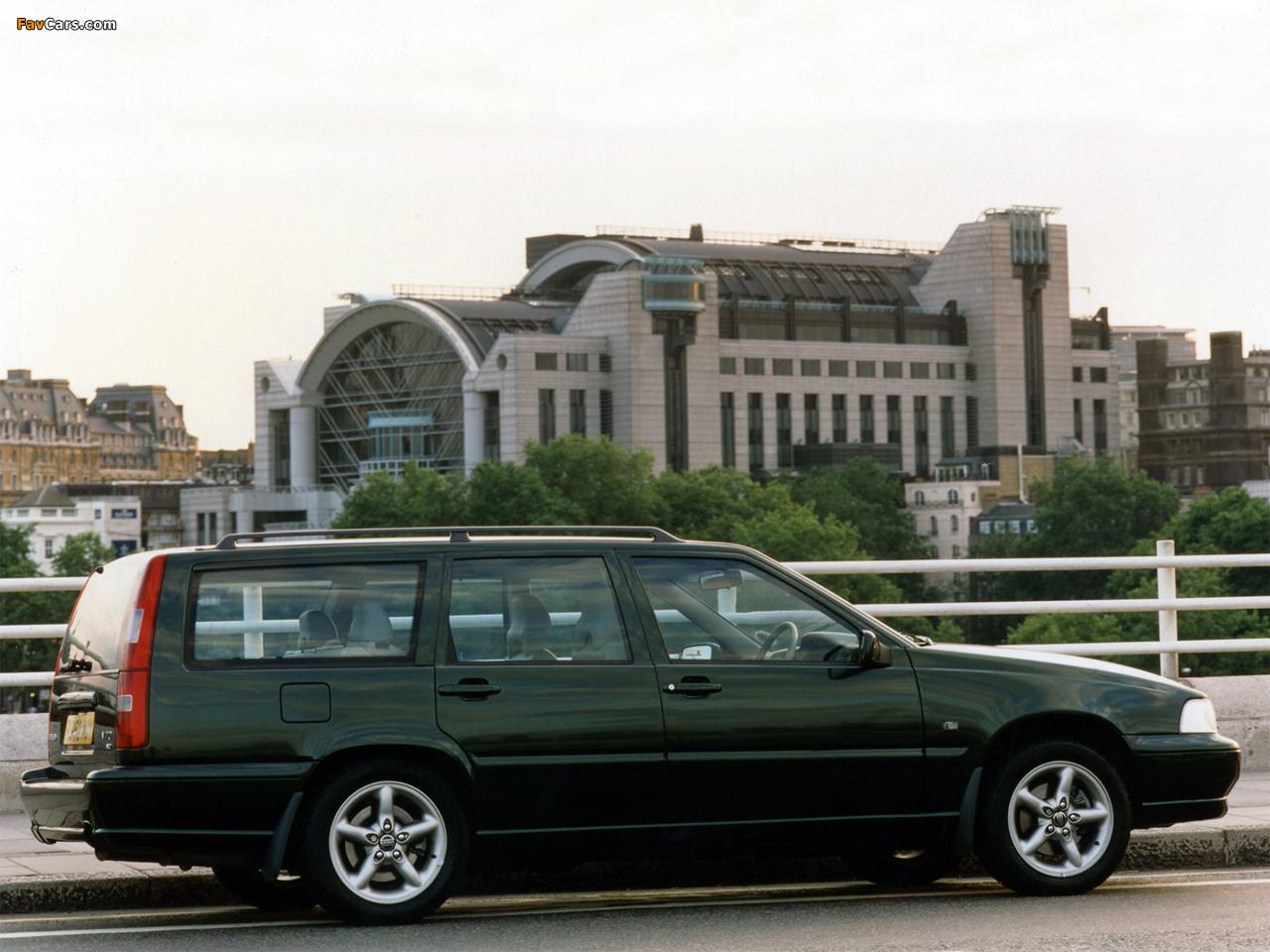 Photos Of Volvo V70 Uk Spec 1997 2000 1280x960