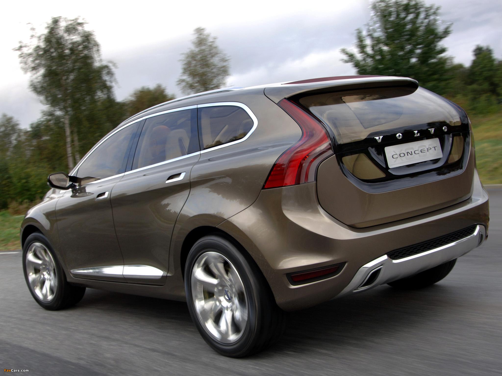 Volvo Xc60 Concept 2006 Images 2048x1536