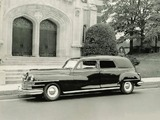 Chrysler Windsor Landau Combination by Weller (C-38) 1946–48 wallpapers