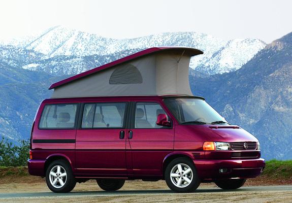 Photos Of Volkswagen T4 Eurovan Camper By Westfalia 1997