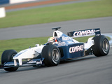 BMW WilliamsF1 FW23/FW23V 2001 pictures
