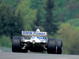 BMW WilliamsF1 FW24 2002 wallpapers