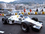 Williams FW08C 1983 wallpapers