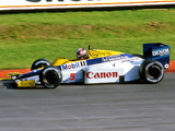 Williams FW10 1985 wallpapers