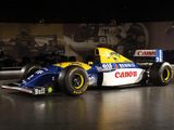 Images of Williams FW15C 1993