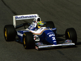 Williams FW16 1994 images