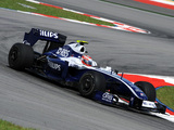 Pictures of Williams FW31 2009
