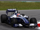 Williams FW31 2009 photos
