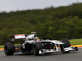 Pictures of Williams FW33 2011
