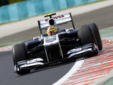 Williams FW33 2011 images