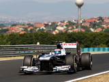 Pictures of Williams FW35 2013