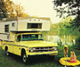 Dodge D100 Adventurer Winnebago Camper 1969 pictures