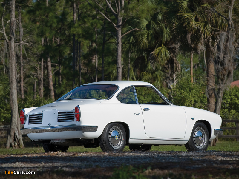 Photos of Abarth 850 Coupe Scorpione (1959–1960) (800 x 600)