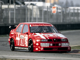 Alfa Romeo 155 2.5 V6 TI DTM SE052 (1993) wallpapers