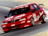 Alfa Romeo 155 2.0 TS D2 Evoluzione SE063 (1995) images