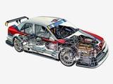 Alfa Romeo 155 2.5 V6 TI DTM SE062 (1995) photos