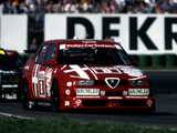 Photos of Alfa Romeo 155 2.5 V6 TI DTM SE052 (1993)