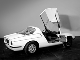 Abarth 1000 Coupe Speciale (1965) images