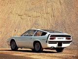 Abarth 1600 Coupe Giugiaro Concept (1969) photos