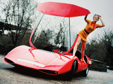 Fiat Abarth 2000 Concept (1969) wallpapers