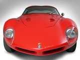 Pictures of Abarth Alfa Romeo 1300 Berlinetta by Colani (1959)