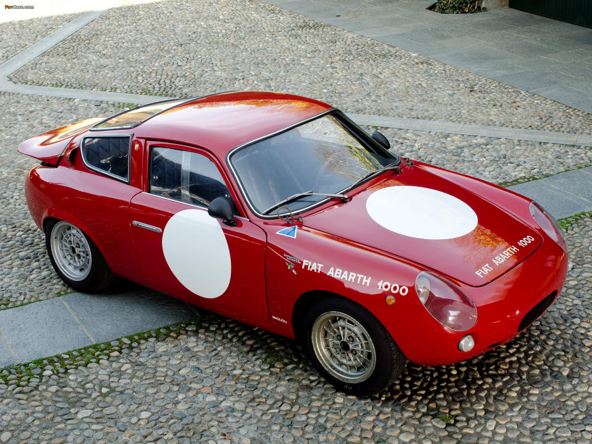 Fiat Abarth 1000 Gt Bialbero 1961 1963 Images 2048x1536