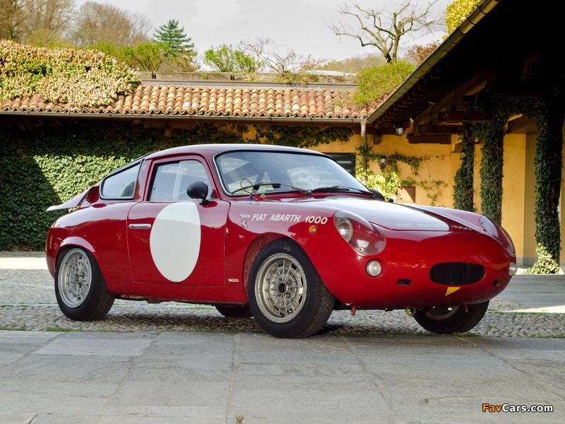 Fiat Abarth 1000 Gt Bialbero 1961 1963 Photos 800x600