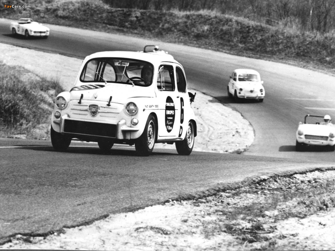 Fiat Abarth 1000 TC (1960–1970) pictures (1280 x 960)