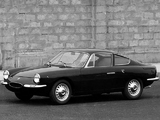 Photos of Fiat Abarth Mono 1000 GT (1963–1965)